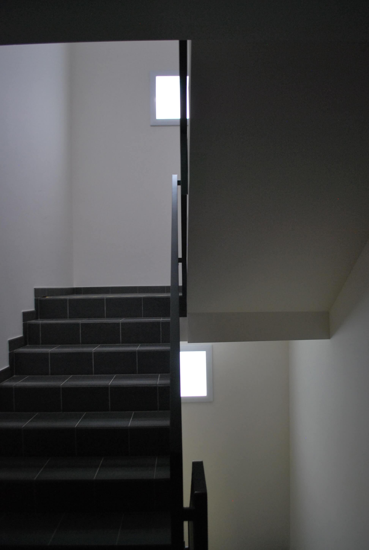 Presvetlenie schodiska svetlovodmi Sunway