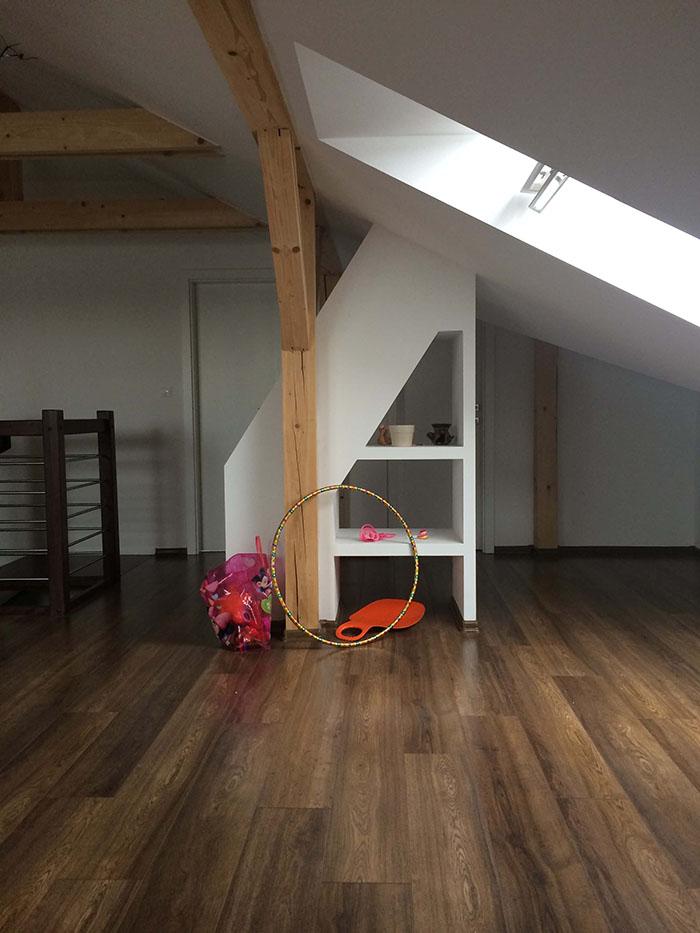 Svetlovod Sunway v detskej izbe