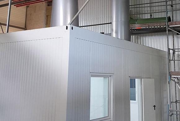 Svetlovod Sunway 560 pre výrobné priestory
