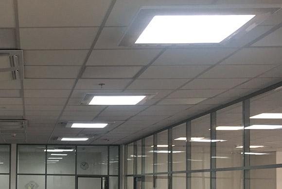 Svetlovod Sunway 780 do kancelárskych priestorov